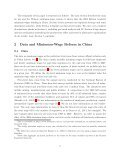 Improving or Disappearing Firm-Level Adjustments to Minimum Wages in China - Page 7