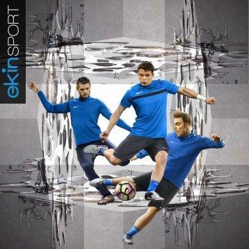 catalogue partie Nike test avec page qui tourne