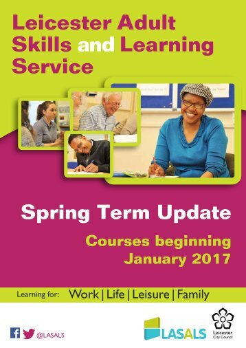 Leicester Adult Skills and Learning Service