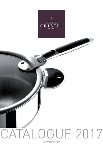 CRISTEL - Catalogue 2017 HD
