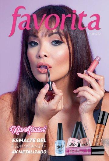 Catálogo Favorita | 31ª edição - BRASIL (versão site)