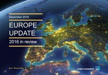 EUROPE UPDATE