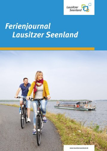 Ferienjournal Lausitzer Seenland 2017