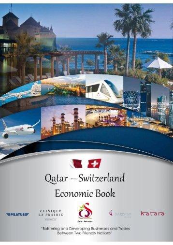 Qatar-Switzerland Economic CD