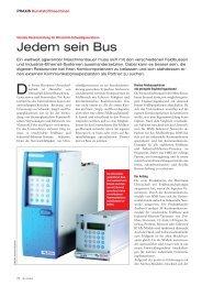 Jedem sein Bus - Herrmann Ultraschalltechnik GmbH & Co. KG