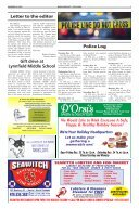 Lynnfield Weekly News - December 22, 2016 - Page 7