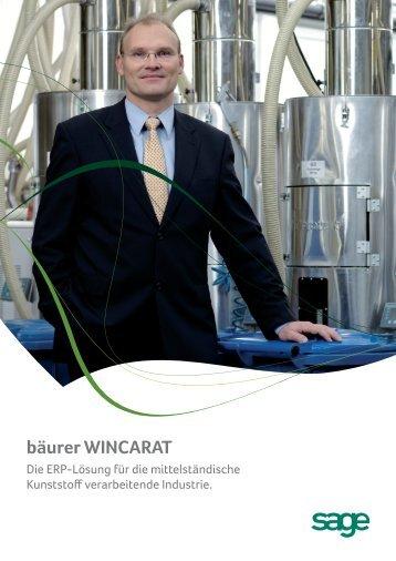 bäurer WINCARAT - Kunststoff-Schweiz