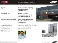 Referenz-Bericht 03/2010 - MTF GmbH