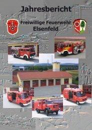 Freiwillige Feuerwehr Elsenfeld Jahresbericht 2006