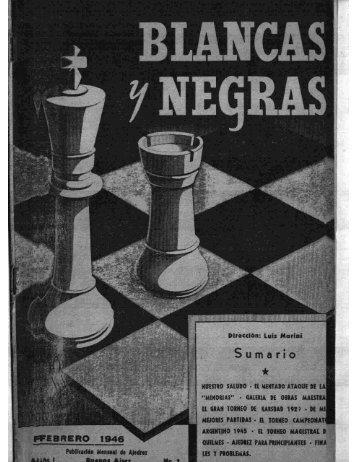 Blancas y Negras