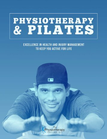 Physiotherapy and Pilates