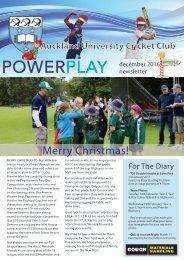 AUCC December Newsletter
