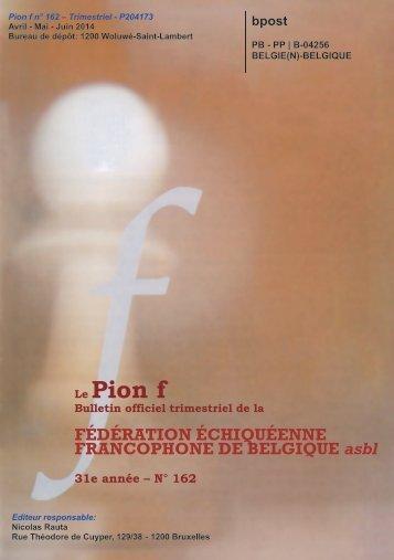 Le Pion F