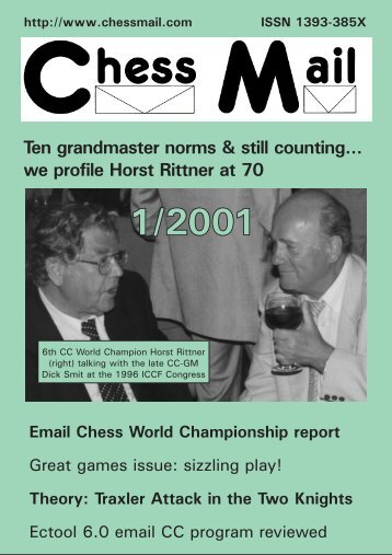 Chess Mail
