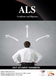 Student Handbook 2017 RTO