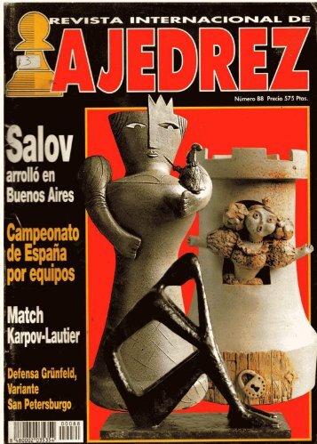 Revista Internacional de Ajedrez