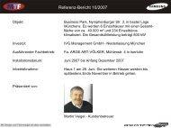 Digitale VRF DVM-Plus II Systeme mit einer ... - MTF GmbH