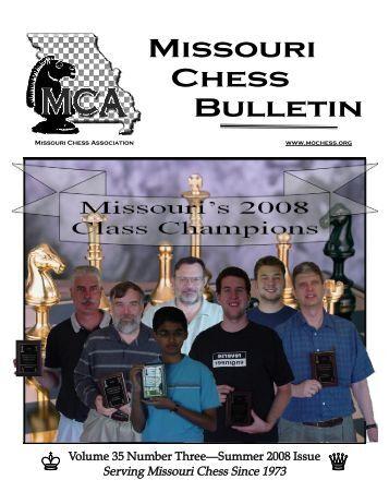 Missouri Chess Bulletin