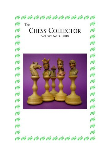 The Chess Collector