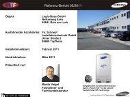 Referenz-Bericht 05/2011 - MTF GmbH
