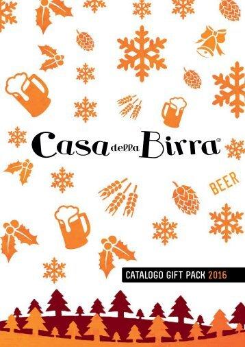 CATALOGO GIFT PACK 2016