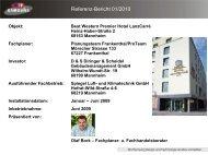 Referenz-Bericht 01/2010 - MTF GmbH