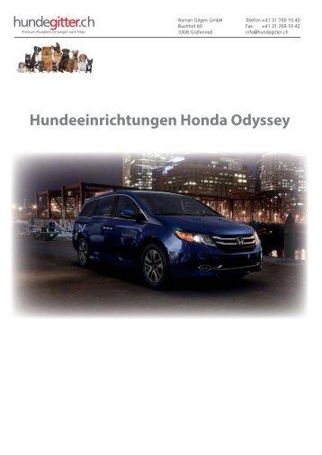 Honda_Odyssey_Hundeeinrichtungen