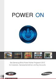 POWER ON - Short Version 2012 - MTF GmbH