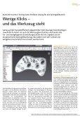 TEChNoLoGIE FüR KUNSTSToFF-FoRMTEILE SoFTWARE FüR ... - Page 5