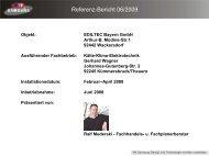 System Konfiguration - MTF GmbH