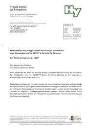 Hygiene-Institut des Ruhrgebiets - MTF GmbH
