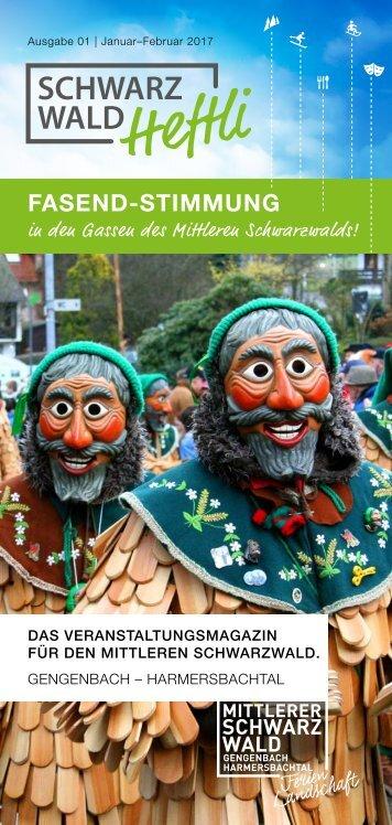 Schwarzwald-Heftli Ausgabe1 2017