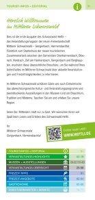 Schwarzwald-Heftli Ausgabe1 2017 - Seite 5