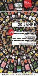 Katalog 2016/17