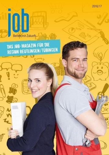 JOBS Reutlingen/Tübingen 2016