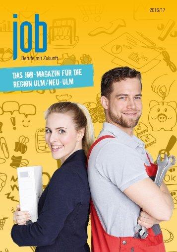JOBS Ulm/Neu-Ulm 2016