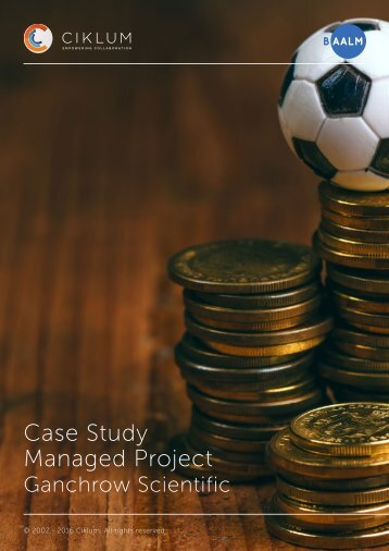 Case Study Managed Project