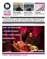 KOLIMA EMOCION Magazine Mes de Diciembre