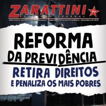REFORMA DA PREVIDENCIA Flash