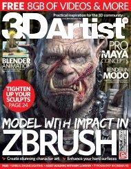 3D Artist - Zbrush