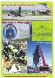 10 Die Kremser Feuerwehrzeitung - Freiwillige Feuerwehr Krems ...