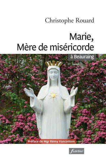 Marie, Mère de miséricorde à Beauraing
