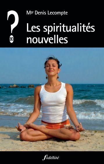 Les spiritualités nouvelles