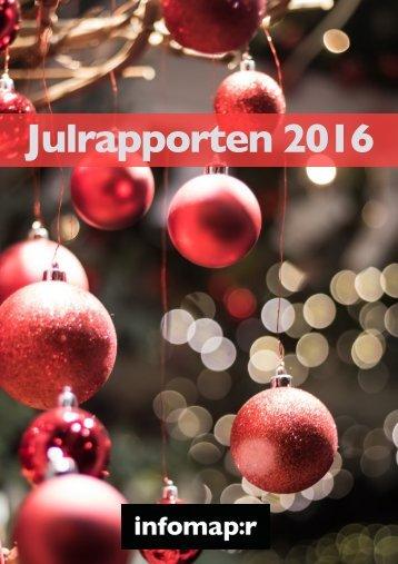 Julrapporten 2016