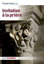 Invitation à la prière