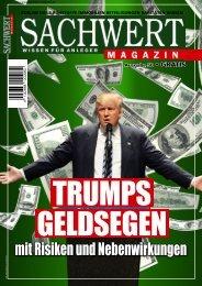 Sachwert Magazin Ausgabe 50
