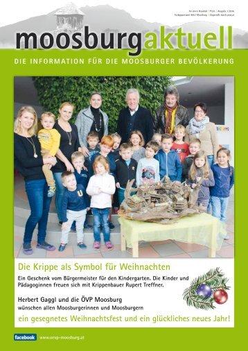 Moosburg aktuell Dezember 2016