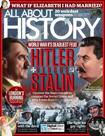 All About - History - Hitler Versus Stain