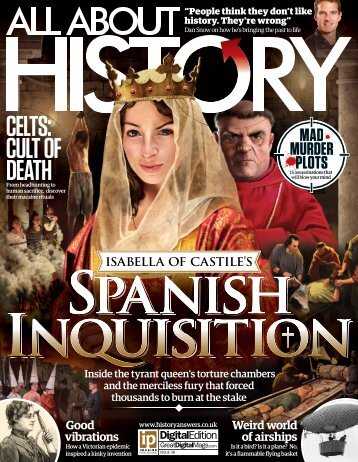 All About - History - Spanish Inquisition