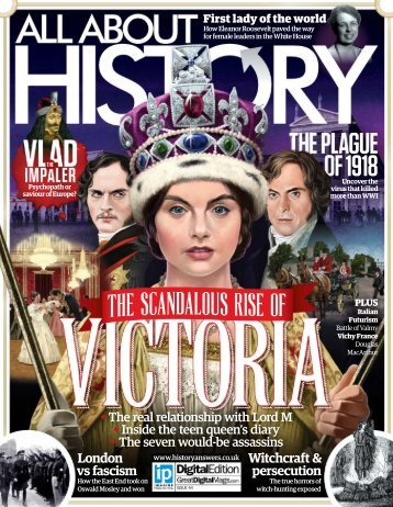 All About - History - The Scandelous Rise Of Victoria
